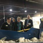 Plastics news visit