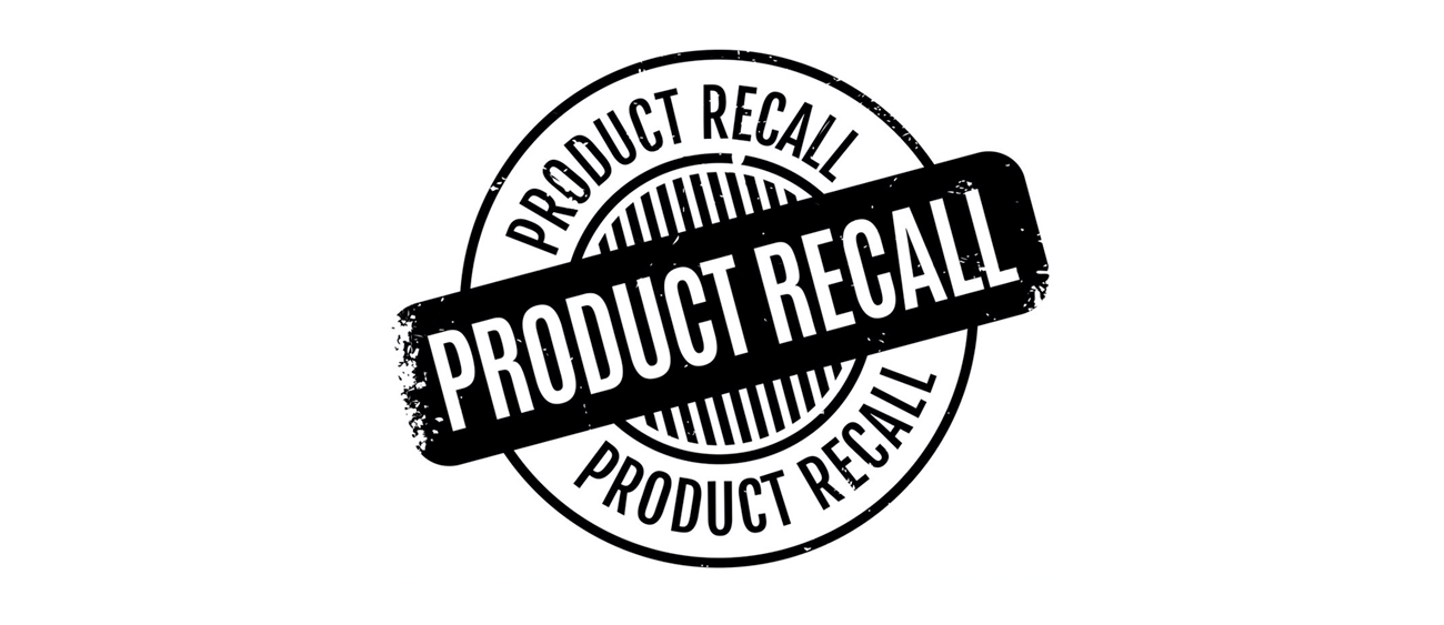 product recall icon