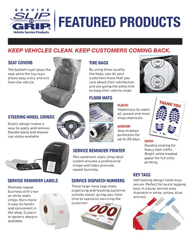 Slip-N-Grip® Featured Products
