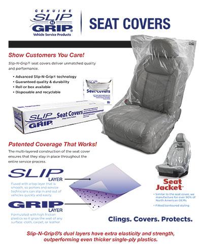 Slip-N-Grip® Seat Covers
