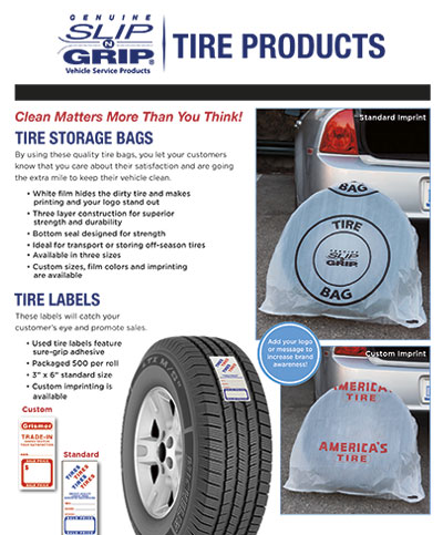 Slip-N-Grip® Tire Products