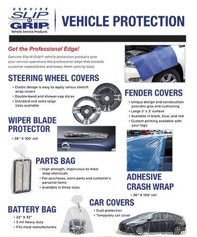 Slip-N-Grip Vehicle Protection
