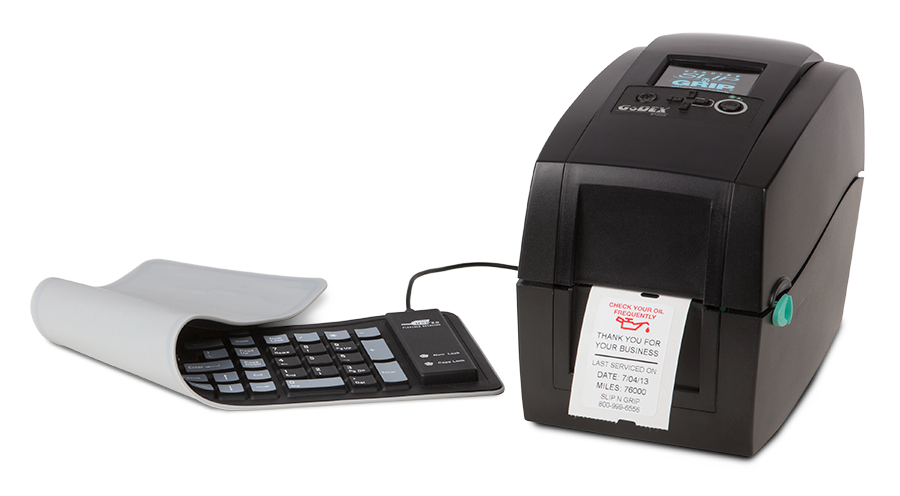 GoDex 200i Printer
