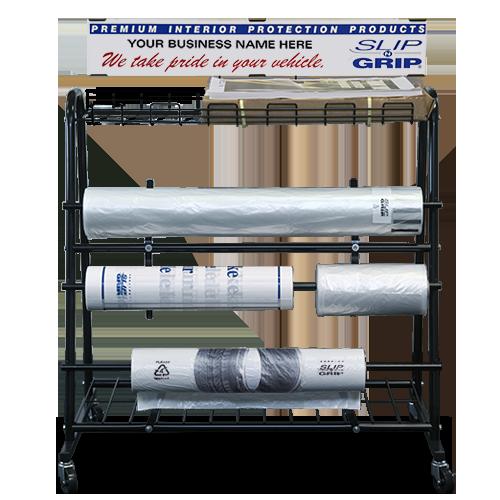 Supply rack